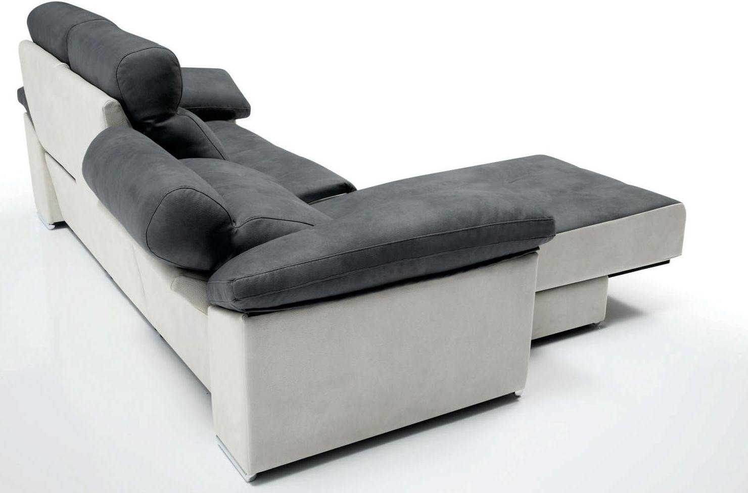 Sof con chaise longue relax con motor bianchi muebles for Sofas relax con motor